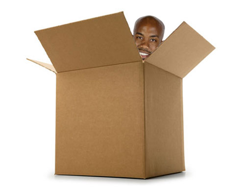 THEY TRIED TO PUT ME IN A BOX!!!